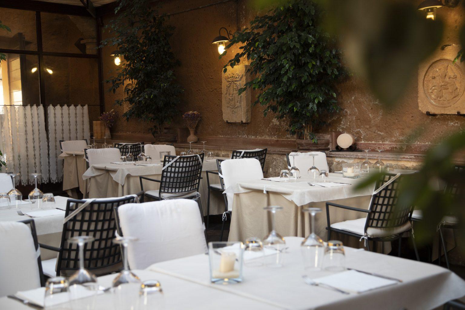 Mirador ristorante Alghero - Sala Giardino