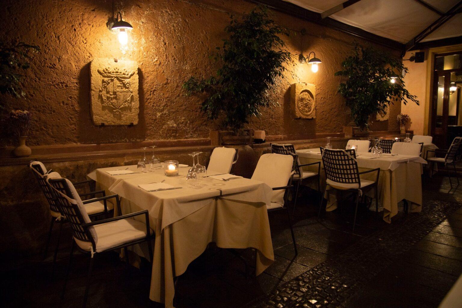 Sala Bar ristorante Mirador